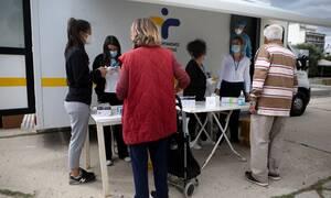 Κορονοϊός - Περιστέρι: 31 κρούσματα βρέθηκαν από τα τεστ του ΕΟΔΥ - Στα 35 έτη η διάμεση ηλικία