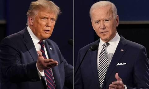 Εκλογές ΗΠΑ: Αντεπίθεση Τραμπ - «Κερδίζει έδαφος» σε πολιτείες κλειδιά