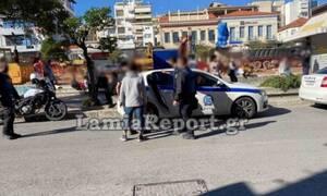 Λαμία: Απίστευτο περιστατικό! Τί είπε ανήλικος σε αστυνομικό πριν την προσαγωγή λόγω κορονοϊού
