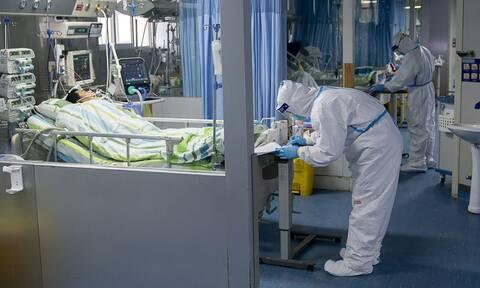 Κορονοϊός: Υπό πίεση τα νοσοκομεία στη Σουηδία - Διπλασιάστηκαν οι ασθενείς στις ΜΕΘ