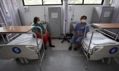 Κορονοϊός στο Μεξικό: 4.166 κρούσματα και 247 θάνατοι σε 24 ώρες