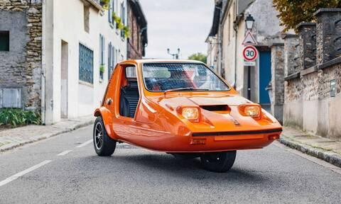 Αυτό το τρίκυκλο είναι τόσο γρήγορο όσο μια Ferrari