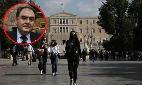 Κορονοϊός - Σαρηγιάννης στο Newsbomb.gr: Μάσκα παντού - Αν φτάσουμε τα 2.000 κρούσματα θα είναι αργά