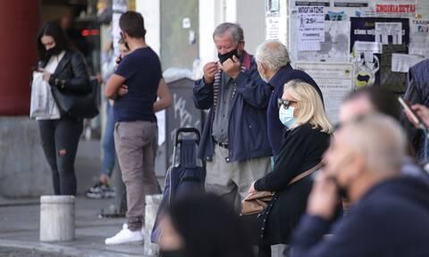 Κορονοϊός: Τέσσερις θάνατοι σε λίγες ώρες - Μία 50χρονη κι ένας 56χρονος μεταξύ των νεκρών