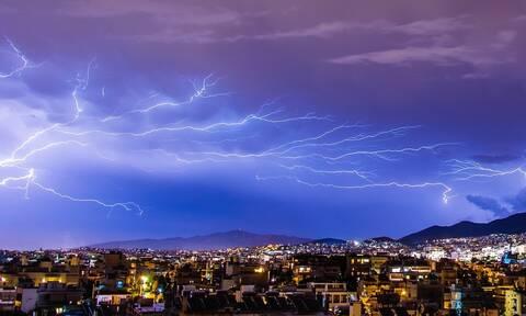 Καιρός: ΠΡΟΣΟΧΗ - Έντονα φαινόμενα στην Αττική τις επόμενες ώρες