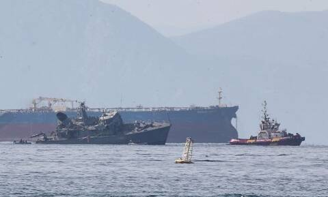 Σύγκρουση πλοίων στον Πειραιά: Συνελήφθη ο καπετάνιος του φορτηγού που χτύπησε το «Καλλιστώ»