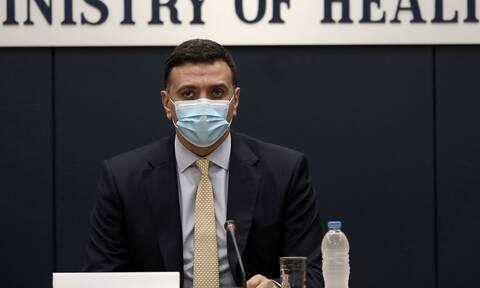 Κορονοϊός: Επικοινωνία Κικίλια-Σχοινά - «Περαστικά» ευχήθηκε ο υπουργός Υγείας