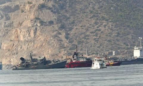 Σύγκρουση πλοίων στον Πειραιά: Έτσι έγινε το ναυτικό ατύχημα – Το υλικό που έσωσε το «Καλλιστώ»