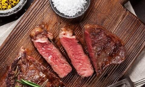 Επιτέλους μια καλή έρευνα για το κόκκινο κρέας!