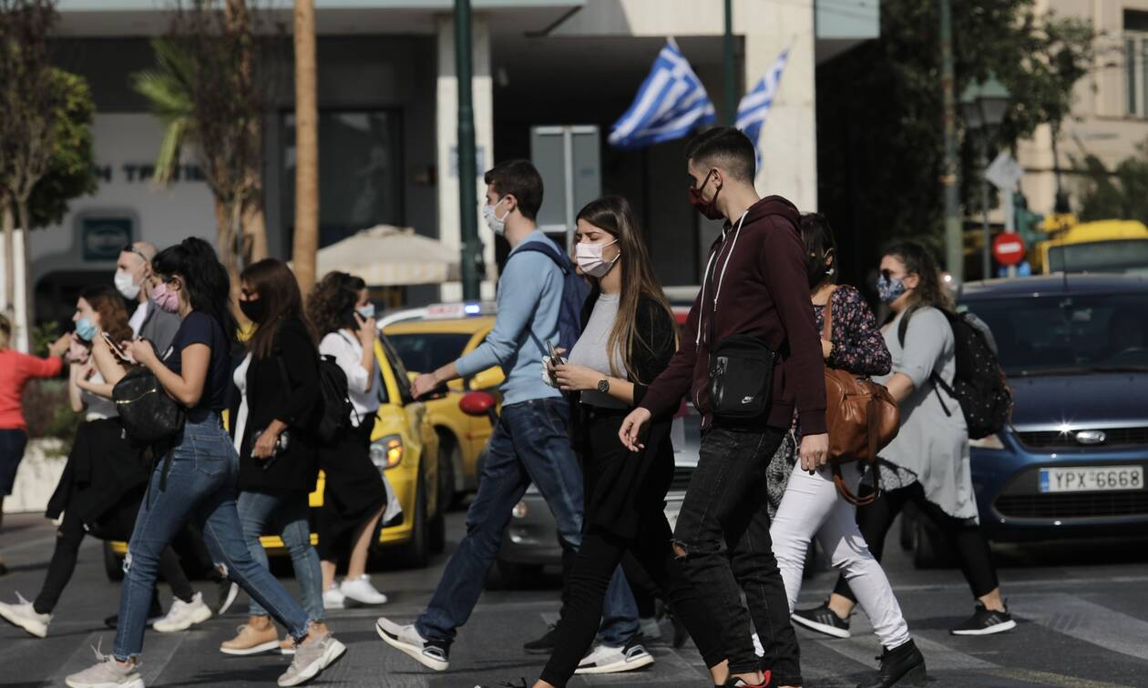 Κορονοϊός - Κρούσματα σήμερα: «Μολυσμένη» όλη η Ελλάδα - Ποιες περιοχές κινδυνεύουν
