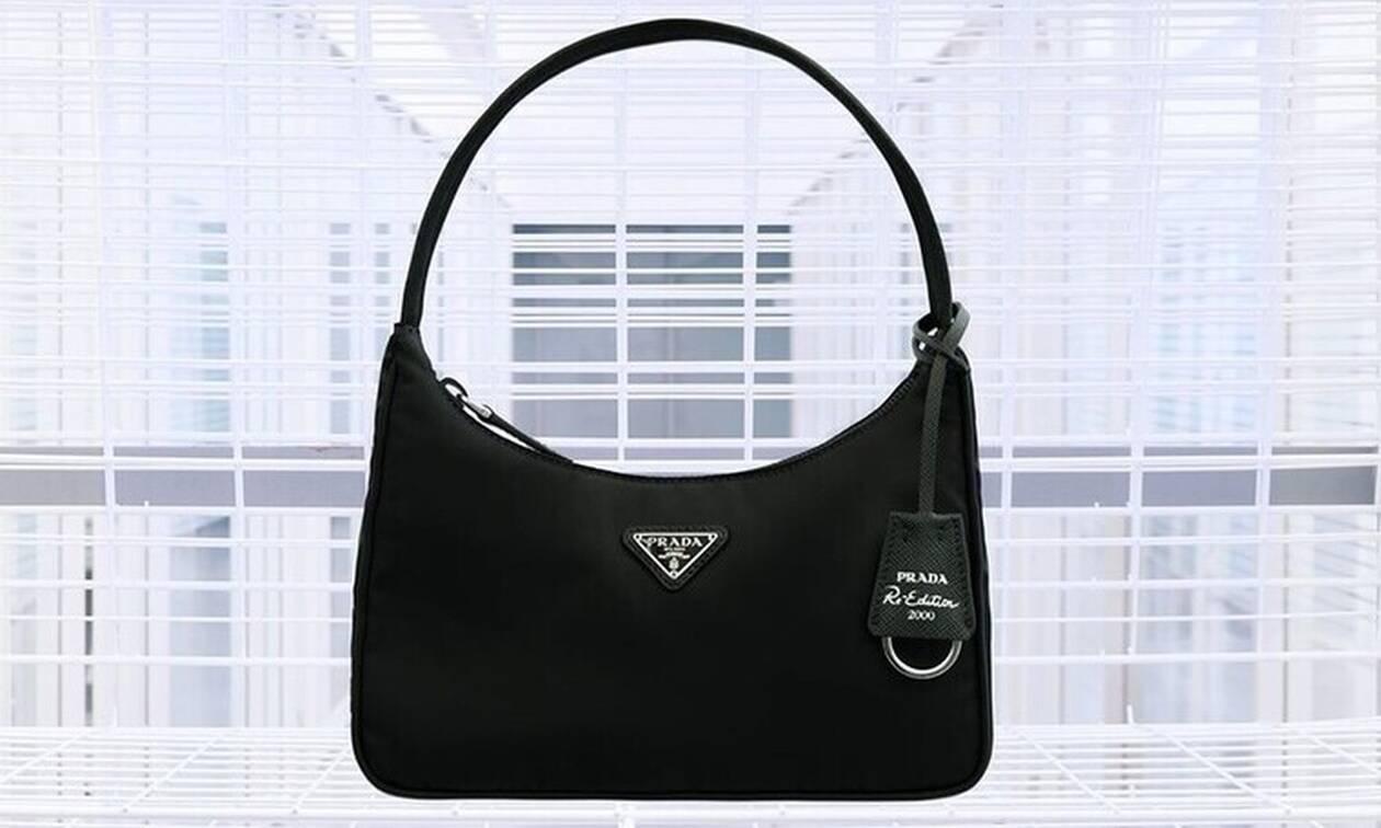 Re-Nylon:η τσάντα της Prada που έχει κάνει αίσθηση