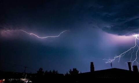 Καιρός 28η Οκτωβρίου: Η επέλαση της «Κίρκης» - Καταιγίδες, χαλάζι και ισχυροί άνεμοι