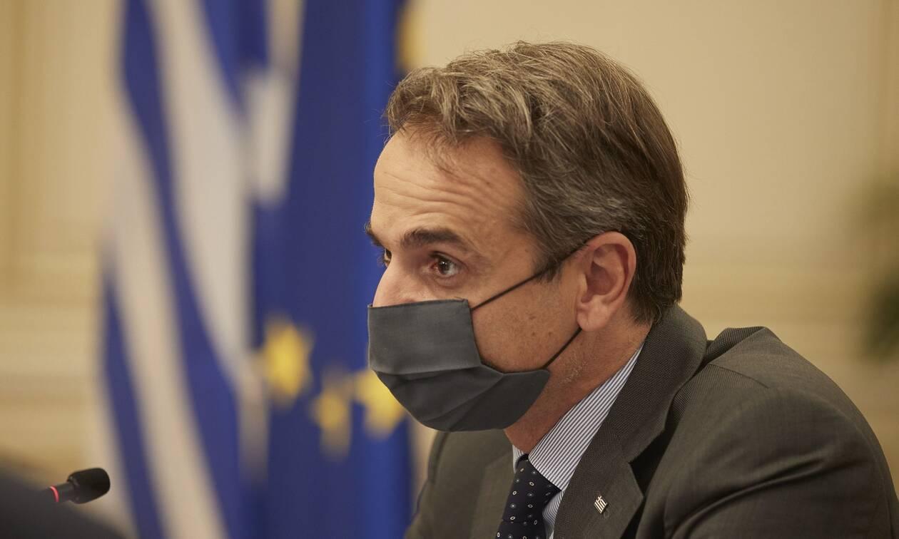 Κορονοϊός: Αρνητικός στον ιό ο Κυριάκος Μητσοτάκης