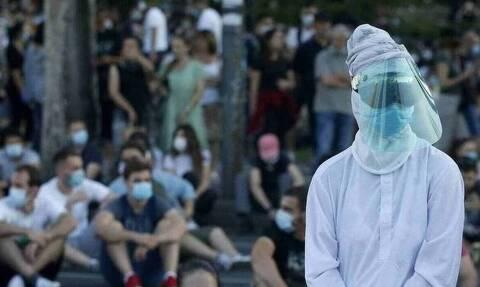 Σερβία - κορονοϊός: Τετραψήφιος ο αριθμός των νέων κρουσμάτων