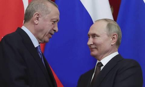 Επικοινωνία Πούτιν - Ερντογάν για την κατάσταση στο Ναγκόρνο Καραμπάχ