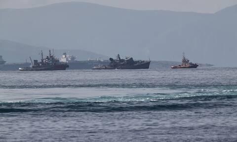 «Καλλιστώ»: Το εμβόλισαν 65.000 τόνοι - Μεγάλη απώλεια για τον ελληνικό Στόλο
