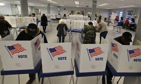 Εκλογές ΗΠΑ 2020: Μεγάλη η συμμετοχή των πολιτών στην εκλογική διαδικασία