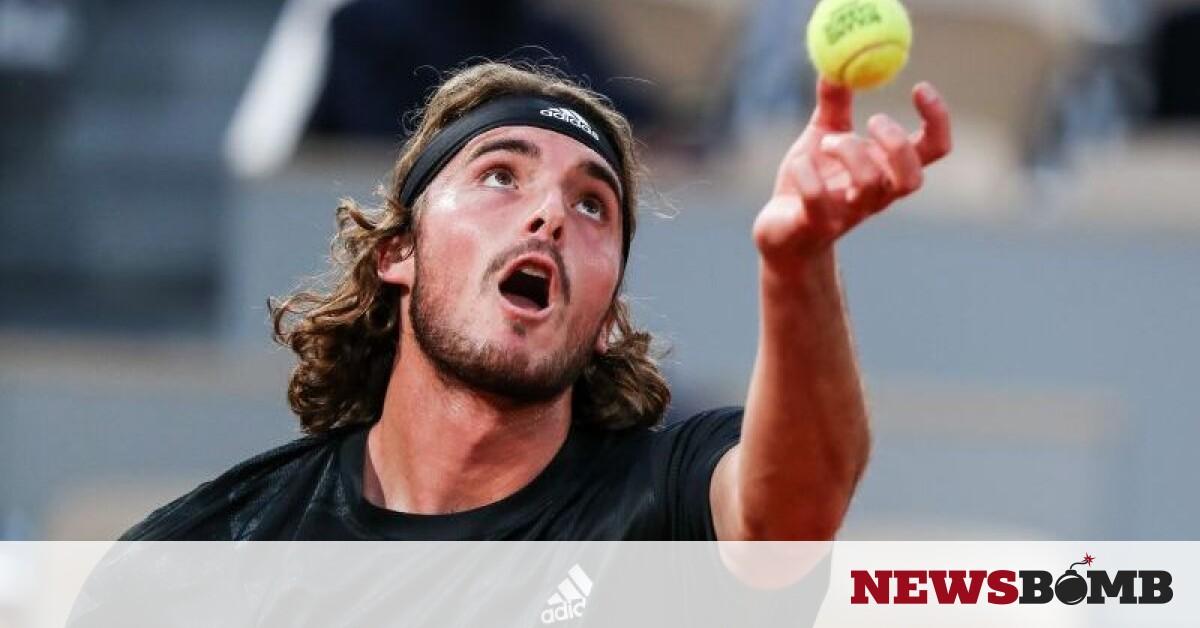 facebookstefanos tsitsipas tennis