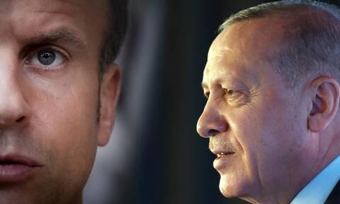 Ερντογάν-Μακρόν: Τι κρύβει η άγρια κόντρα – Το Charlie Hebdo, το Ισλάμ και η ανατολική Μεσόγειος