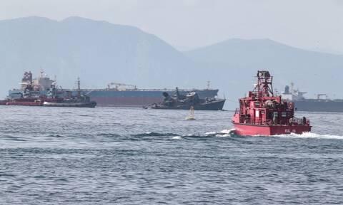 Σύγκρουση πλοίων στον Πειραιά: Διατάχθηκε η σύλληψη του καπετάνιου του εμπορικού πλοίου