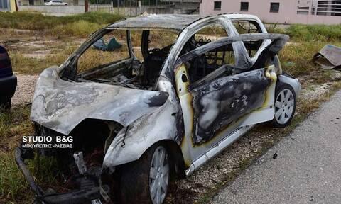 Τραγωδία στο Ναύπλιο: Ι.Χ προσέκρουσε σε μάντρα και πήρε φωτιά - Νεκρός 26χρονος