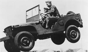 Το Jeep Willys ήταν ένα από τα τρία πιο σημαντικά όπλα του Β' Παγκόσμιου Πολέμου