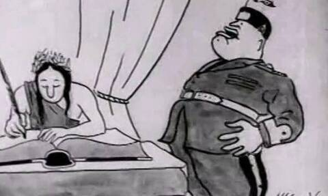 28η Οκτωβρίου - «Ο Ντούτσε αφηγείται…»: Η πρώτη ελληνική ταινία κινουμένων σχεδίων (vid)