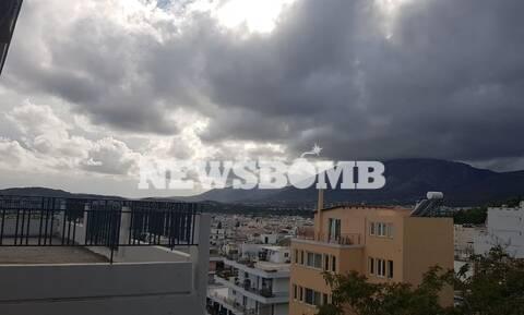 Καιρός: Η «Κίρκη» κύκλωσε την Αθήνα - Αυτές οι περιοχές θα «πνιγούν» τις επόμενες ώρες