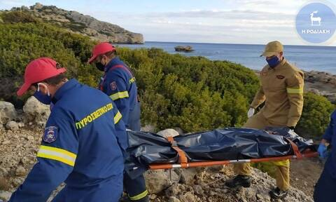 Ρόδος: Τραγωδία με δύο νεκρούς νεαρούς που έκαναν kitesurf - Οι άνεμοι τους παρέσυραν στα βράχια