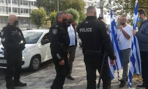 Θεσσαλονίκη: 22 προσαγωγές και 26 μηνύσεις για… απόπειρα παρέλασης