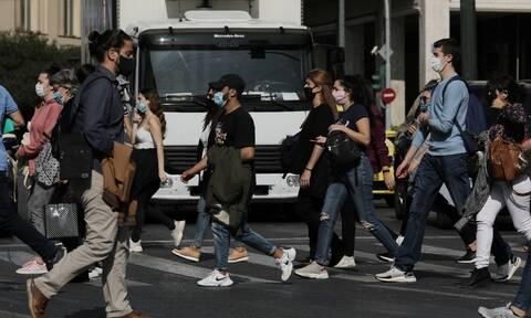 Κορονοϊός: Σε κατάσταση συναγερμού η Αττική - 28.000 με 40.000 τα ενεργά κρούσματα