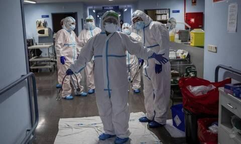 Κορονοϊός: 1.547 νέα κρούσματα στην Ελλάδα - Στους 108 οι διασωληνωμένοι