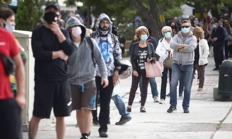 Κορονοϊός - Κρούσματα σήμερα: «Φλέγονται» Αττική, Θεσσαλονίκη, Σέρρες