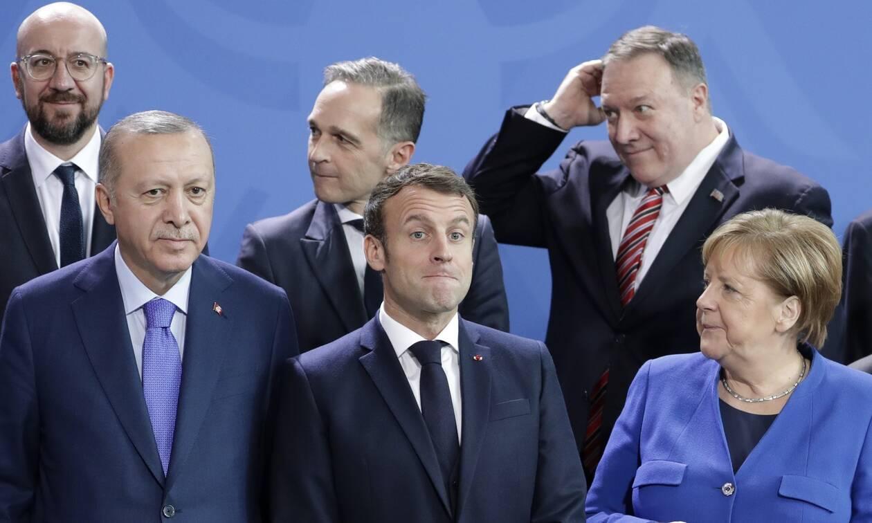 Γαλλία - Τουρκία: Το Παρίσι υπέρ της επιβολής ευρωπαϊκών κυρώσεων σε βάρος της Αγκυρας