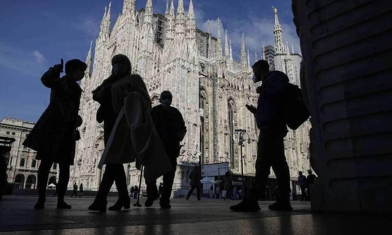 Ιταλία - Κορονοϊός: Νέα αύξηση των ημερήσιων κρουσμάτων - Ξεπέρασαν τους 24.000