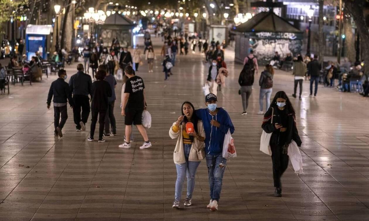 Ισπανία - Κορονοϊός: Αύξηση κατά σχεδόν 20.000 στα κρούσματα