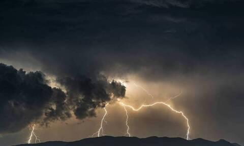 Κακοκαιρία Κίρκη: Ποιες περιοχές θα σαρώσει τις επόμενες ώρες
