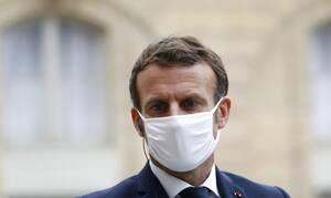 Γαλλία - Κορονοϊός: Δραματικό διάγγελμα Μακρόν! Σε lockdown η χώρα τουλάχιστον μέχρι 1η Δεκέμβρη