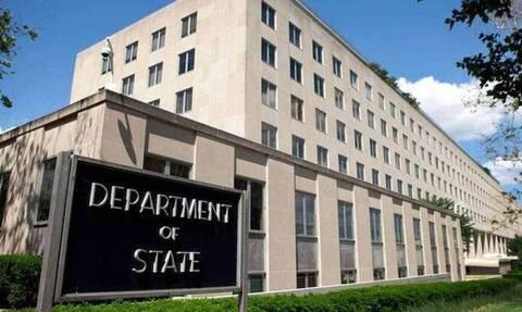 State Department: «Πολύ πραγματικός» ο κίνδυνος αμερικανικών κυρώσεων σε βάρος της Τουρκίας