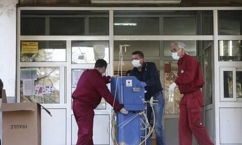 Κορονοϊός: Αρνητικό ρεκόρ στα Σκόπια με 870 κρούσματα το τελευταίο 24ωρο