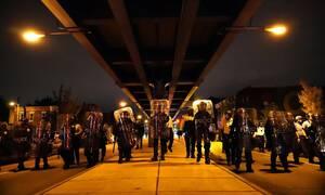 ΗΠΑ: Απαγόρευση της κυκλοφορίας στη Φιλαδέλφεια έπειτα από δύο νύχτες ταραχών