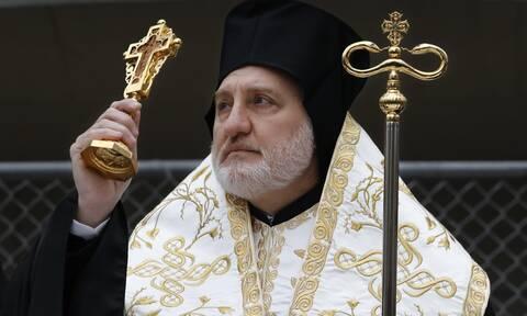 Αρχιεπίσκοπος Αμερικής Ελπιδοφόρος: Να τιμήσουμε τις θυσίες των προγόνων μας