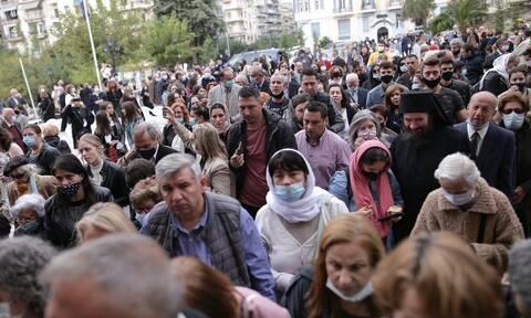 Κορονοϊός στην Ελλάδα: Εσπευσμένα στη Θεσσαλονίκη ο πρόεδρος του ΕΟΔΥ