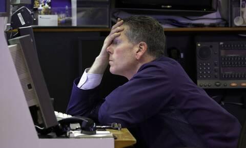 Συντριβή στη Wall Street λόγω κορονοϊού - Μεγάλη πτώση για το πετρέλαιο