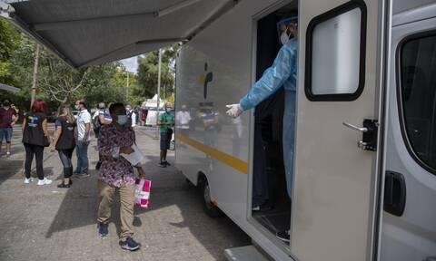 Κορονοϊός - Κρίσιμη μέρα για τη Θεσσαλονίκη: Δωρεάν rapid test σήμερα στη Νέα Παραλία