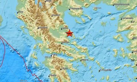 Σεισμός στο Βόλο (pics)