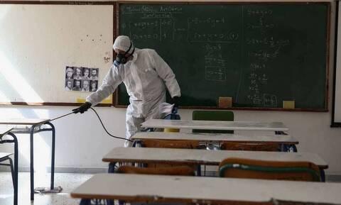Kορονοϊός - Ρεκόρ με 353 κλειστά σχολεία και τμήματα: Δείτε ΕΔΩ όλη την αναλυτική λίστα