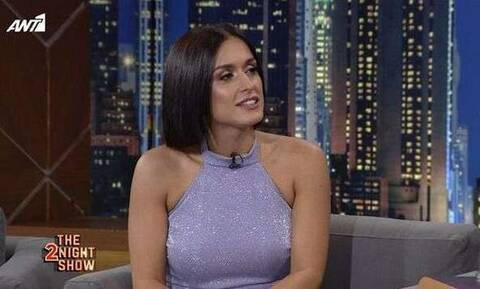 Χριστίνα Σάλτη: «Λύγισε» η τραγουδίστρια μιλώντας για την ενδοοικογενειακή βία στο σπίτι της (vid)