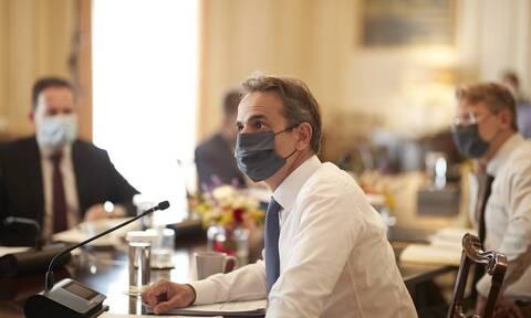 Συνεδριάζει το υπουργικό συμβούλιο υπό τον Μητσοτάκη - Τι θα συζητηθεί