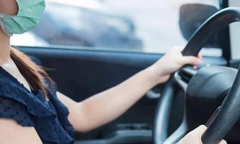 Κορονοϊός: Τι πραγματικά ισχύει για τις μάσκες στα αυτοκίνητα; (video)